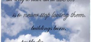 Losing A Loved One Quotes And Sayings : Remembering Loved Ones Quote ...