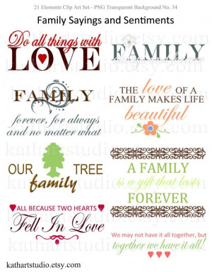 family quotes | BUY 2 GET 1 FREE - Family Sayings and Sentiments ...