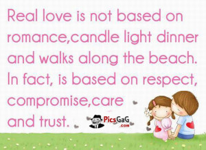 "is Real Love Quote Picture To Guide You True Love Meaning. ""Real ..."