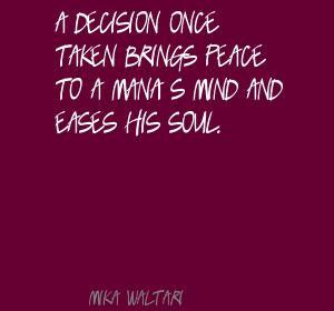 Mika Waltari's Quotes