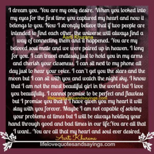 Love You With All My Heart And Soul Quotes