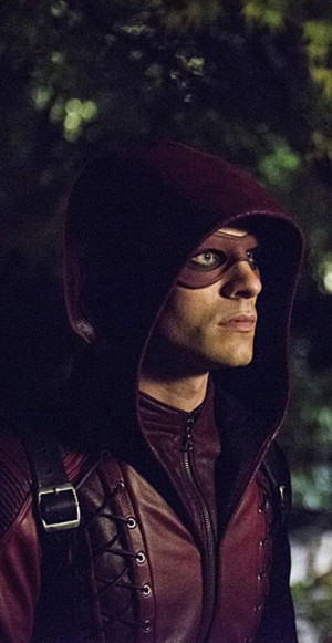 Arrow - Roy Harper #3.4
