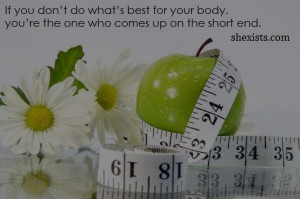 Weight Loss Inspirational Quotes So I Thought It Was Perfect Picture