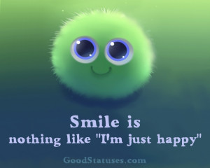 Group: Smile statuses and quotes
