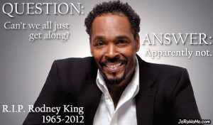 Rodney King Dead in Swimming Pool at 47