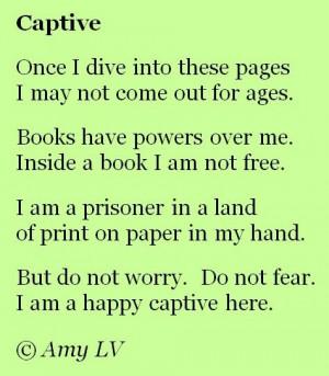 happy captive