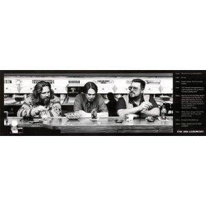 Amazon.com: The Big Lebowski - Movie Poster (Memorable Quotes) (...