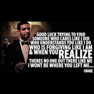 quote #drake #true #shit #life #realize (Taken with Instagram )