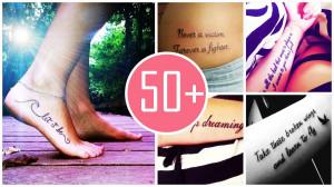 top 10 hippie quote tattoos on 2014 summer 131982 jpg