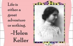 45 Famous Quotes by Helen Keller