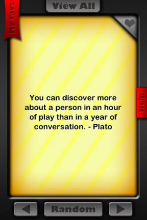 Plato Quotes!