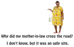 Funny Quotes About Mother in Law