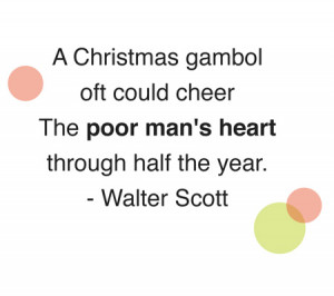 25 Inspiring Quotes for Your Family Holiday Cards