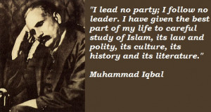 for quotes by Muhammad Iqbal. You can to use those 7 images of quotes ...