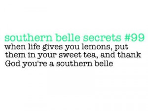 Southern Belle Secrets / inspiring quotes and sayings - Juxtapost