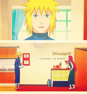 Naruto #Minato x Kushina #Uzumaki Kushina #Namikaze Minato #OHTEAPEE ...