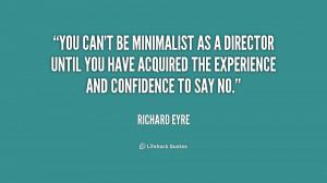 Richard Eyre