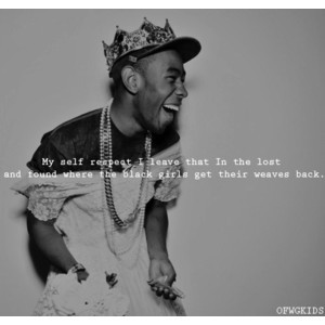 ... quotes tyler the creator tyler the creator quotes odd future wolf