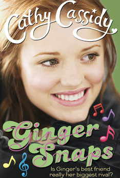 top-selling stories, 'Ginger Snaps'. A girl called Ginger is being ...