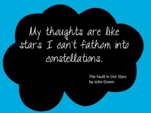 Seven Heartfelt Quotes from John Green's Books