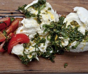 Buffalo Mozzarella & Tomato Salad Recipe | from Yotam Ottolenghi ...