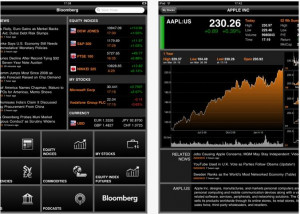 Go through the Stock Storm with these iPad Apps