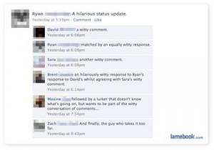 My Fakebook Quotes *Warning cursing galore* - lolibarbie Screencap