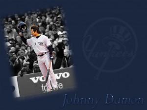 Johnny Damon Wallpaper