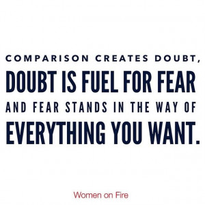 ... Quotes about fear and Inspiration for Women brought to you by Women on