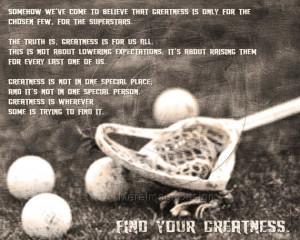 Girls Lacrosse Quotes Motivational