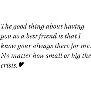 Best Friends Quote by Beth! (The Girl Is Strange No Question♥) Use ...