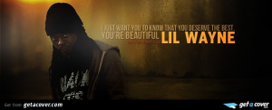 Lil Wayne love quote