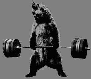 CrossFit has spread to the animal kingdom.