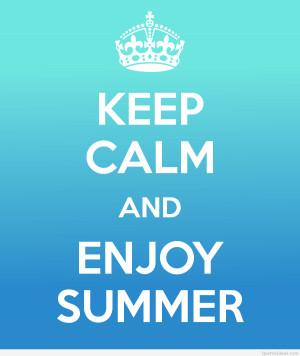 Enjoy Summer Quotes. QuotesGram