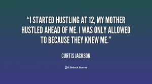 Quote Curtis Jackson...