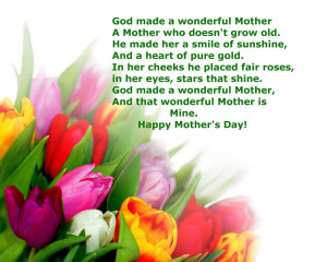 Happy Mother's Day!