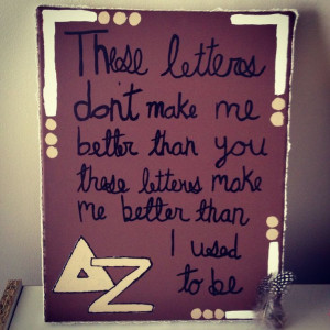 Sorority Quotes Delta Zeta