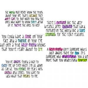 Best Friend Quotes - Polyvore