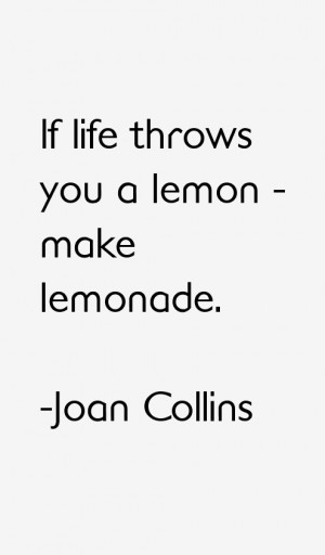 Joan Collins Quotes amp Sayings