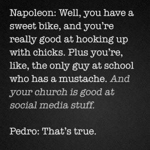famous quotes napoleon dynamite