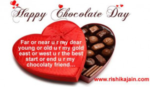 Related Pictures chocolate day quotes 2 scraps facebook status