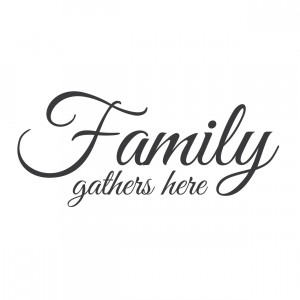 Family Is Everything Quotes Wall quotes wall decals -