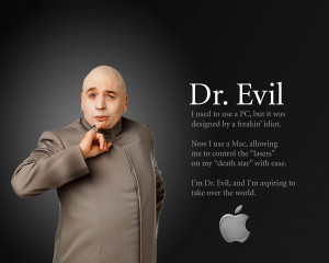 Austin Powers Dr. Evil