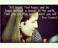 Drew Chadwick Quotes