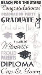 Awesome Graduation Quote ~Reach For The Stars Congratulations ...