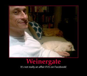 Anthony weiner-funny-Weinergate continued-funny picture