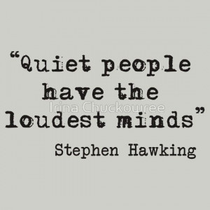 Quotes About Quiet People