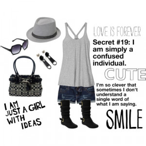 Quotes & Clothes - Polyvore
