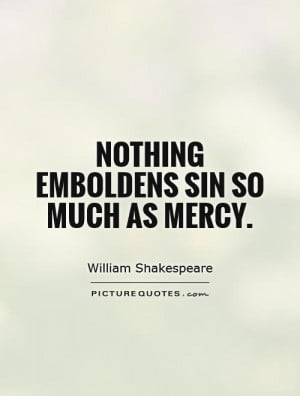 William Shakespeare Quotes Mercy Quotes