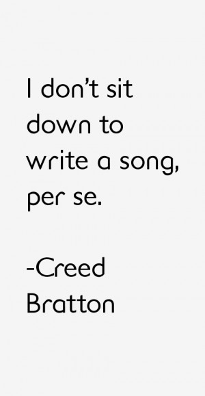 Creed Bratton Quotes & Sayings